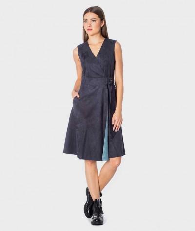 Belted šaty